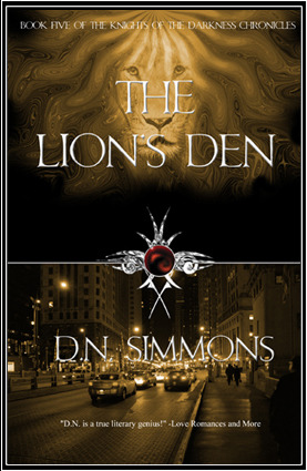 The Lion's Den by D.N. Simmons