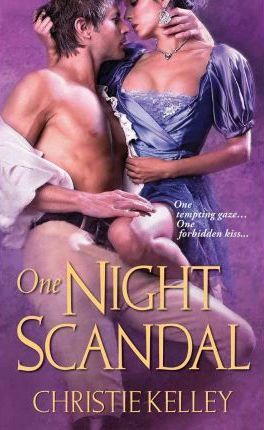 One Night Scandal by Christie Kelley