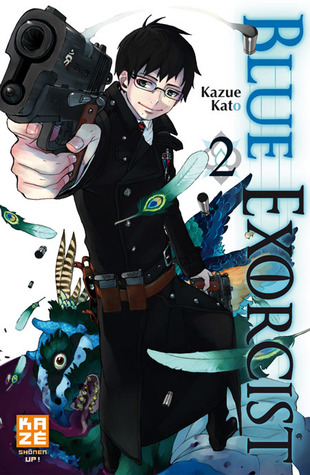 Blue Exorcist, Vol. 2 by Kazue Kato
