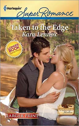Taken to the Edge (Project Justice #1)