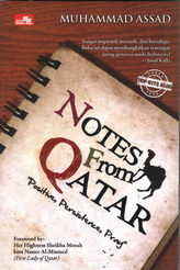 Notes From Qatar by Muhammad Assad