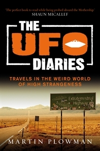 The UFO Diaries by Martin Plowman