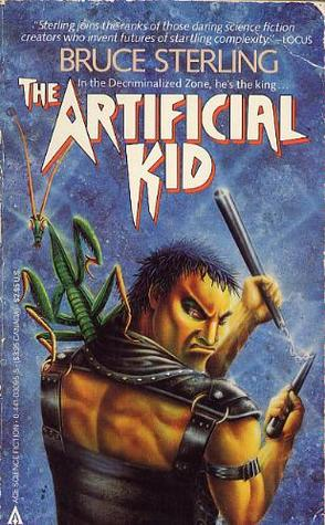 Artificial Kid by Bruce Sterling