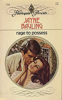 Rage to Possess by Jayne Bauling