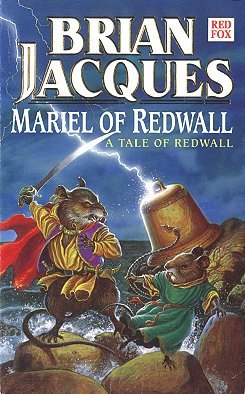 Mariel of Redwall by Brian Jacques
