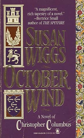October Wind (Discovery series #1)