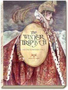 The Winter Triptych by Nicole Kornher-Stace