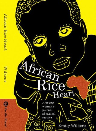 African Rice Heart by Emily Star Wilkens