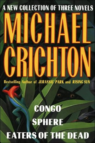 book review congo by michael crichton Congo is rated pg-13 (parents strongly cautioned) it includes mild profanity and occasional gory, startling violence congo directed by frank marshall written by john patrick shanley, based on the novel by michael crichton director of photography, allen daviau edited by anne v coates music by.