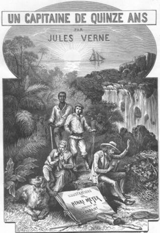 Dick Sands the Boy Captain by Jules Verne