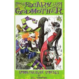 Scary Godmother: Spooktacular Stories (Scary Godmother)
