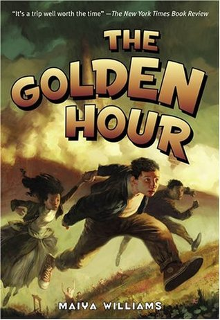 The Golden Hour by Maiya Williams