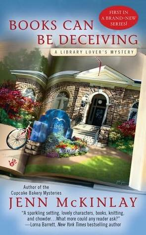Books Can Be Deceiving by Jenn McKinlay