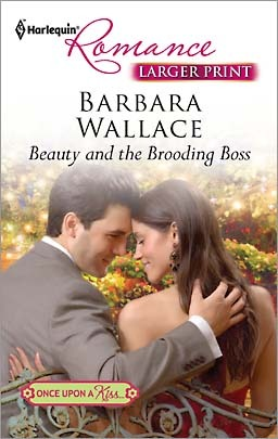 Beauty and the Brooding Boss by Barbara  Wallace