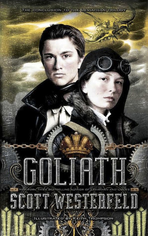 Goliath by Scott Westerfeld