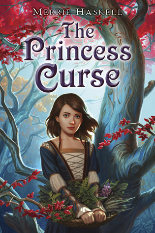The Princess Curse by Merrie Haskell