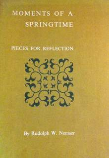 Moments of a Springtime by Rudolph W. Nemser