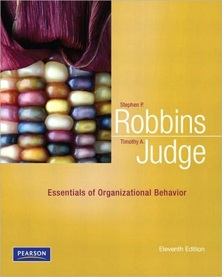 Essentials of Organizational Behavior by Stephen P. Robbins