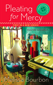 Pleating for Mercy by Melissa Bourbon