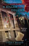 A Killer Column (Mystery by the Numbers, #2)