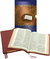 Classic Original Reference Bible (Authorised King James Version) with Metrical Psalms - Black Calfskin Leather