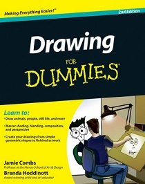 Drawing for Dummies by Jamie Combs