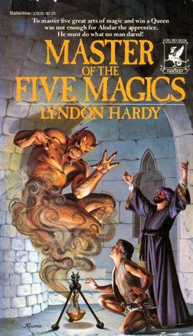 Master of the Five Magics by Lyndon Hardy