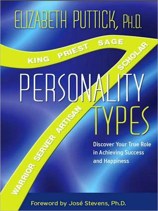 7 Personality Types by Elizabeth Puttick