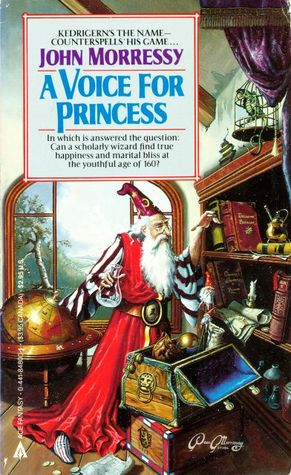 A Voice for Princess by John Morressy