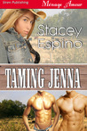 Taming Jenna (Saving Grace, #2)