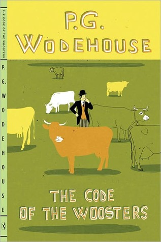 The Code of the Woosters (Jeeves, #7)