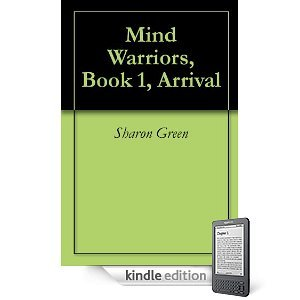 Arrival (Mind Warriors #1)