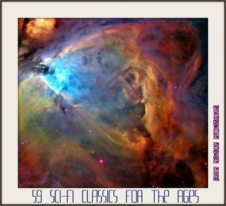 59 Sci-Fi Classics for the Ages by Milsap Publishers