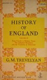 History of England, Volume 3: From Utrecht to Modern Times: The Industrial Revolution and the Transition to Democracy
