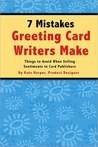 Seven Mistakes Greeting Card Writers Make