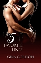 His Five Favorite Lines by Gina Gordon