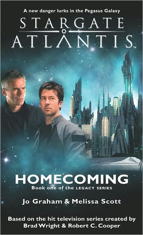 SGA-16 Homecoming - Book One of the Legacy Series by Jo Graham