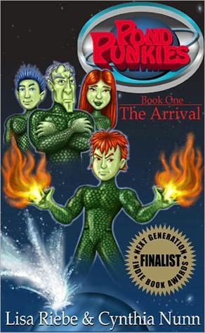 The Arrival (Pond Punkies, #1)