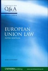 European Union Law Q&A 2003-2004