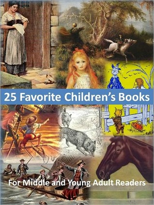 25 Favorite Kid's Books for Middle  Young Adult Readers by L. Frank Baum