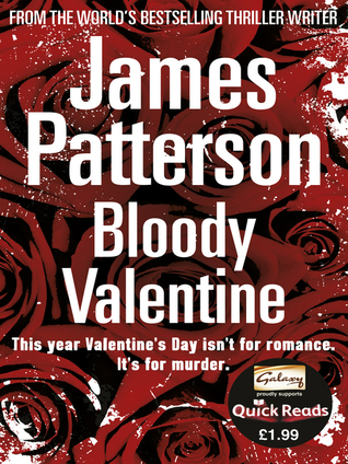 Resultado de imagen para bloody valentine james patterson book cover