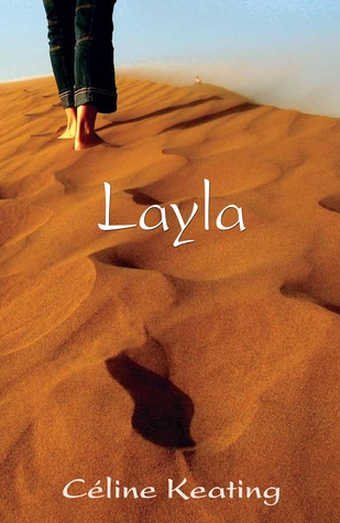 Layla, a novel by Celine Keating