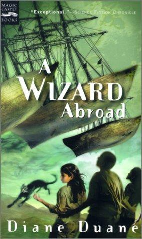 A Wizard Abroad by Diane Duane