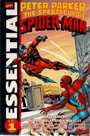 Essential Peter Parker, the Spectacular Spider-Man, Vol. 1 by Gerry Conway