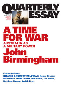 A Time for War by John Birmingham