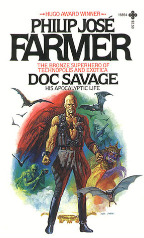 Doc Savage by Philip José Farmer