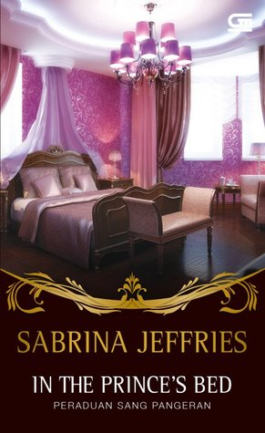 In the Prince's Bed by Sabrina Jeffries