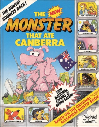 The New Monster That Ate Canberra