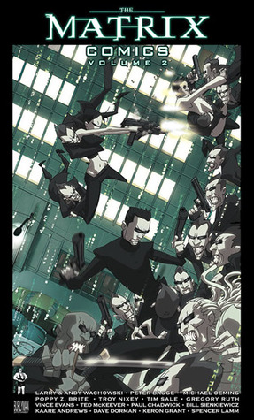 The Matrix Comics, Vol. 2