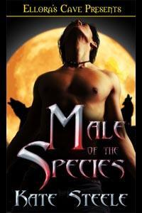 Male of the Species by Kate Steele